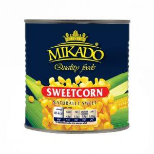 Sweetcorn